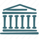 athenaeum, famous, landmarks, romanian