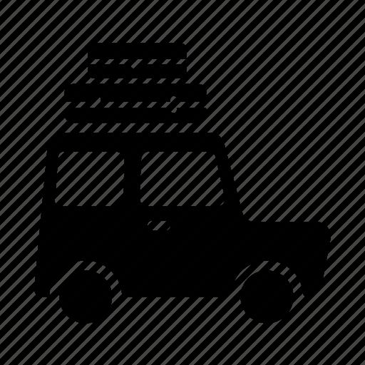 automobile, car, suv, transportation, vehicle icon