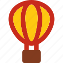 air, ballon, balloon, flat, holiday, travel