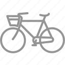 bicycle, summer, tourism, transportation, travel, trip, vacation icon