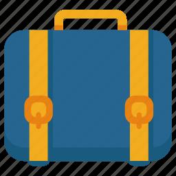 bag, briefcase, case, suitcase, travel, vacation icon