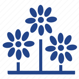 flower, flowers, garden, gardening, green, nature, park, plant icon