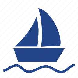 boat, cruise, ocean, sail, sea, ship, travel icon