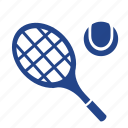 court, game, play, racket, recreation, sport, tennis icon