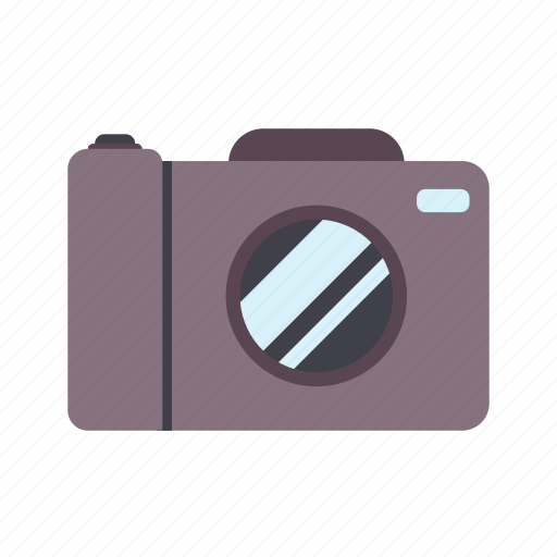 camera, digital, interface, photograph, picture icon