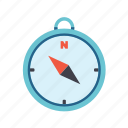 compass, cursor, direction, interface, navigation, orientation icon