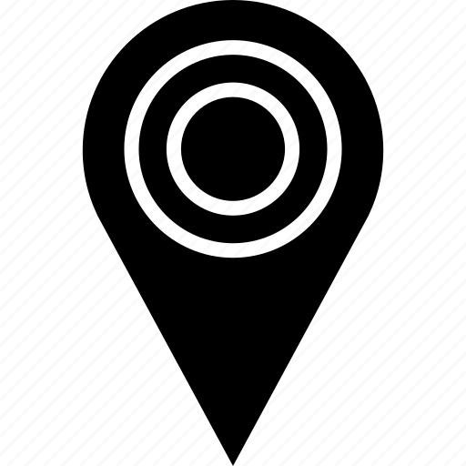 custom, google, location icon