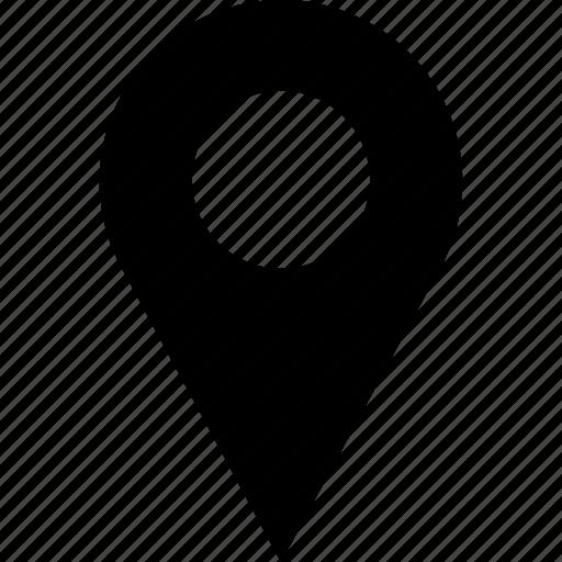 direction, google, location icon