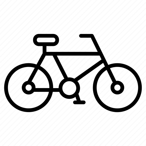 bicycle, bike, transport, travel icon