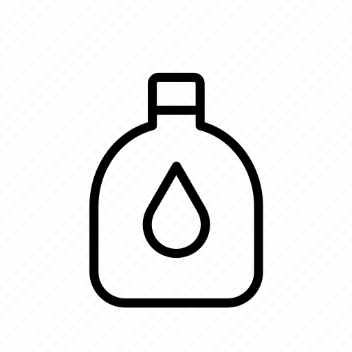 beverage, bottle, canteen, drink, travel, water icon