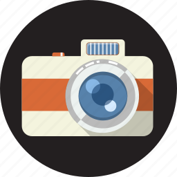 camera, flash, lens, multimedia, photography, picture icon