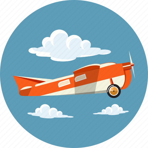 airplane, aviation, delivery, fly, plane, travel, wing icon
