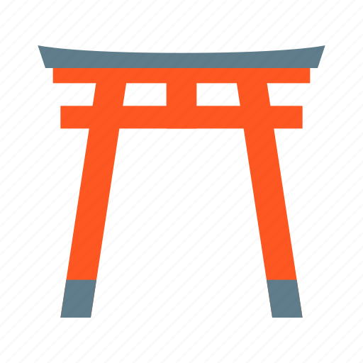 fushimi, inari, japan, japanese, taisha icon