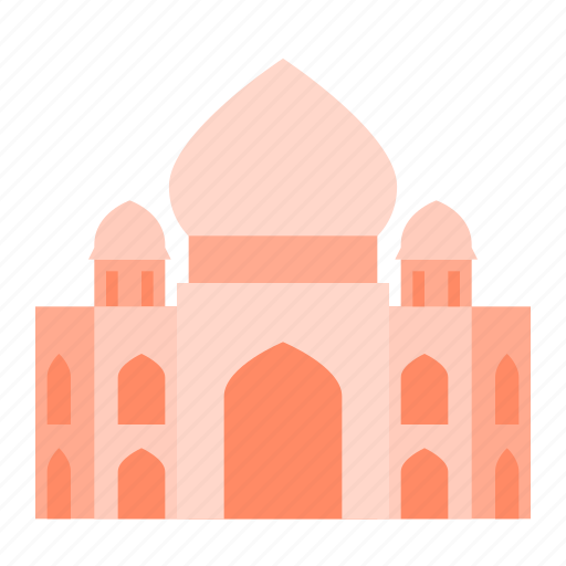 hinduism, india, mahal, palace, taj icon