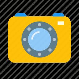 camera, diving, sea, snorkeling, underwater icon