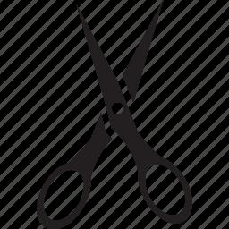 crop, cut, cutting, scissor icon