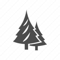 adventure, camping, christmas, explore, forest, tree, woods icon