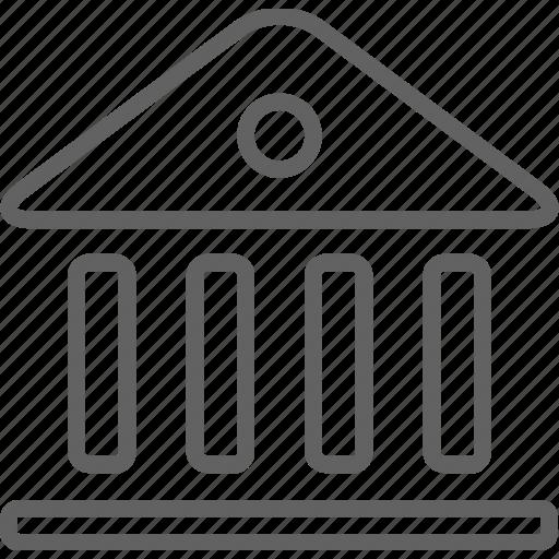 bank, credit, debit, deposit, money, transfer icon