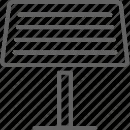 antena, electricity, power, solar icon
