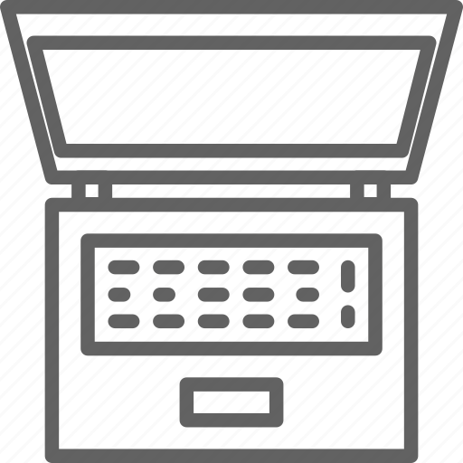 desktop, laptop, pc, work, workstation icon