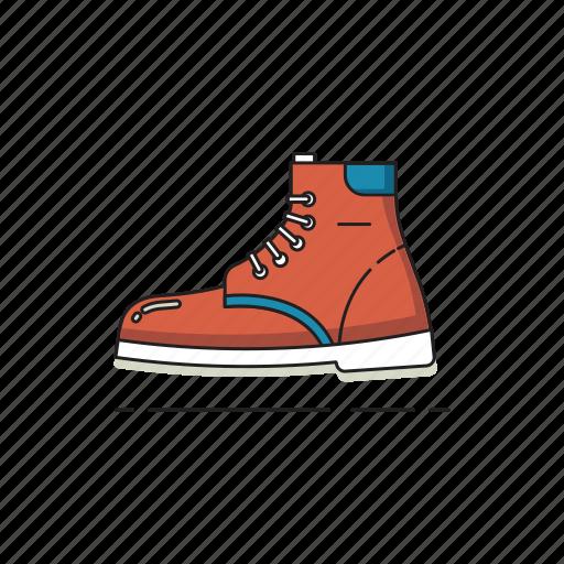 adventure, outdoor, shoes, travel, traveler, trekking icon
