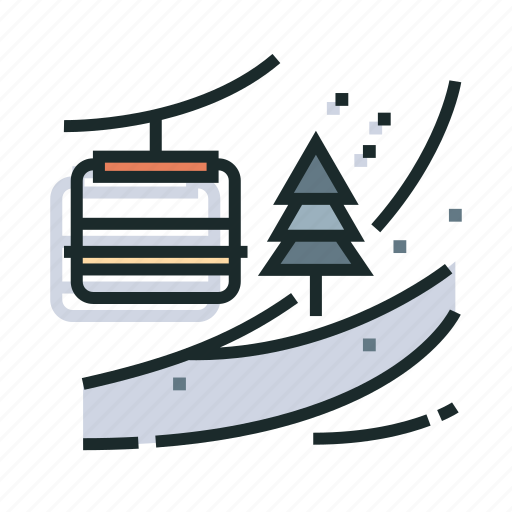 activity, mountain skiing, skii, sports, travel, vacation, winter icon
