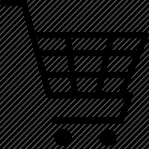 go-cart, handcart, perambulator, pram, pushcart, pushchair, pusher, shopping trolley, stroller, trolley icon
