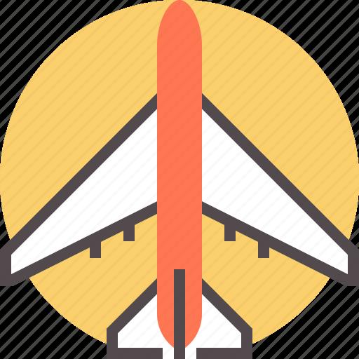 airplane, airport, plane icon