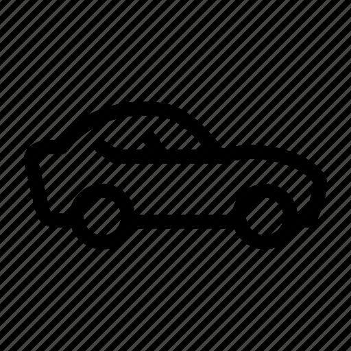 car, sports, transport, transportation, travel, vacation, vehicle icon