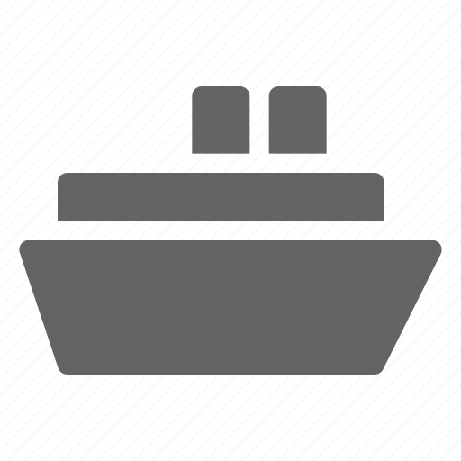 boat, ship, yacht icon