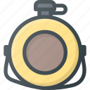 bottle, camp, camping, tourism, travel, water icon