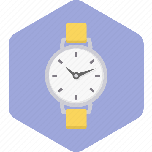 alarm, clock, time, timepiece, timer, watch, wrist icon