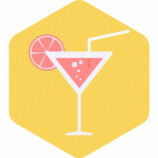 Alcohol, cocktail, drink, glass, juice, wine icon - Download on Iconfinder