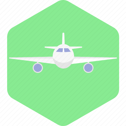 airplane, flight, tourism, transport, travel, vacation icon