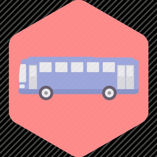 bus, service, tourism, transport, transportation, travel, vehicle icon
