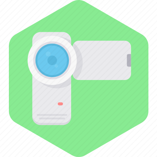 camera, media, movie, photo, photography, picture, video icon