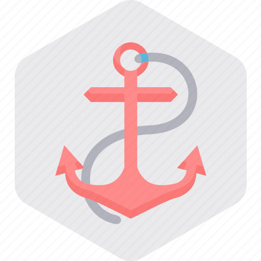 Anchor, boat, sea, ship, tourism, travel, water icon - Download on Iconfinder
