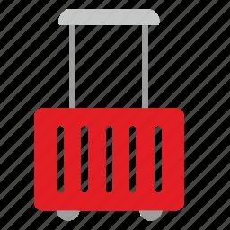 bag, baggage, tourism, travel icon