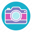 camera, digital camera, photo, photo camera, photography icon