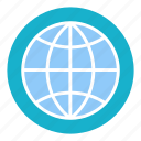 globe, map, travel, vacation, web, world, world map icon