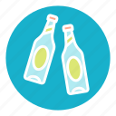alcohol, bottle, cola, cold drink, drink, food, soda icon