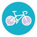 bicycle, bike, bikes, cycle, mountain, mountain bike, sport icon