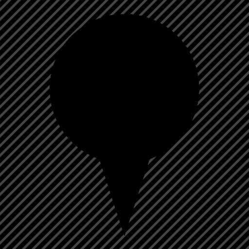 bubble speech, gps, location, map, navigate, navigation, pin icon