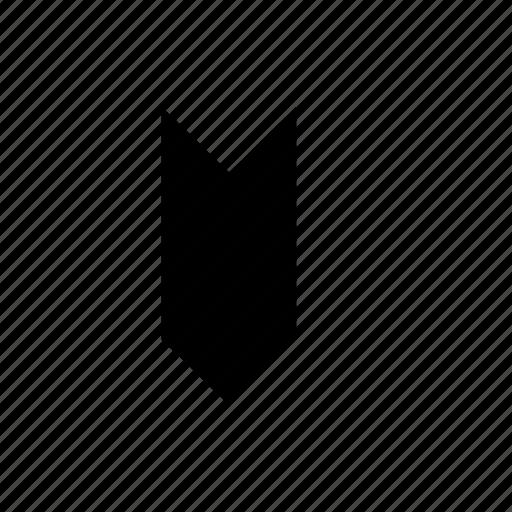arrow, gps, location, map, marker, navigation, pin icon