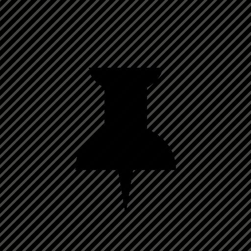 location, map, marker, navigation, pin, tack, thumbtack icon