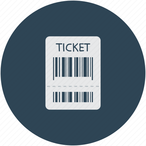 cinema, movie, ticket, travel icon
