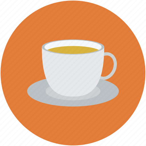 cup, tea, tea and saucer, tea cup icon