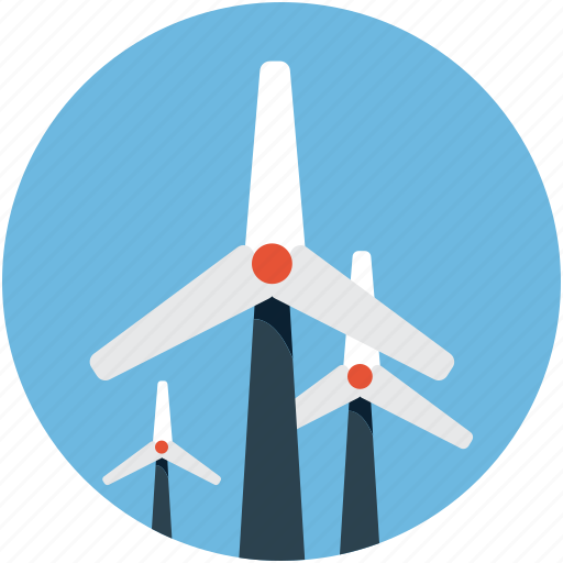 Turbine, energy, wind, windmill icon - Download on Iconfinder