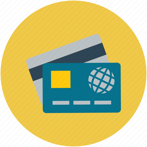 creditcards, debit cards, payment, visa icon