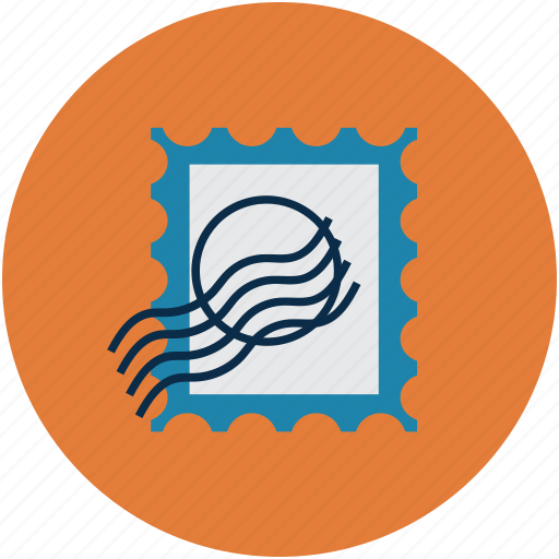 Postage stamp, stamp, postage, postmark icon - Download on Iconfinder